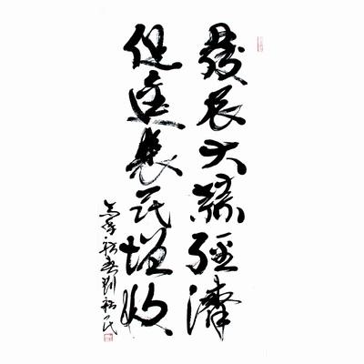 原河南省副省长刘新民为公司题词